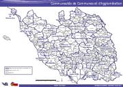 Carte PDF - EPCI et Communes de Vendée