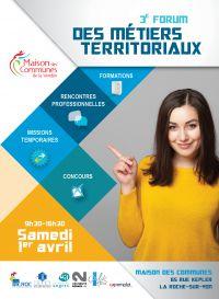 3 ème Forum des Métiers Territoriaux
